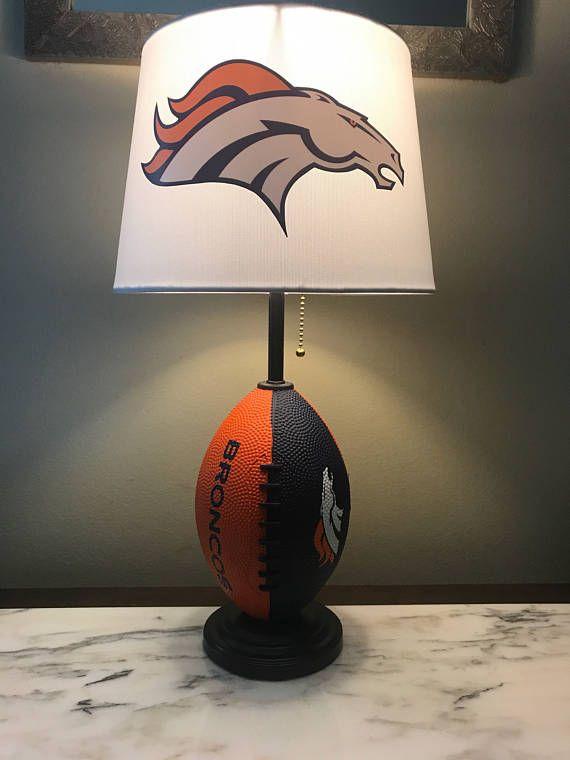 Denver Broncos football Lamp nfl sports team