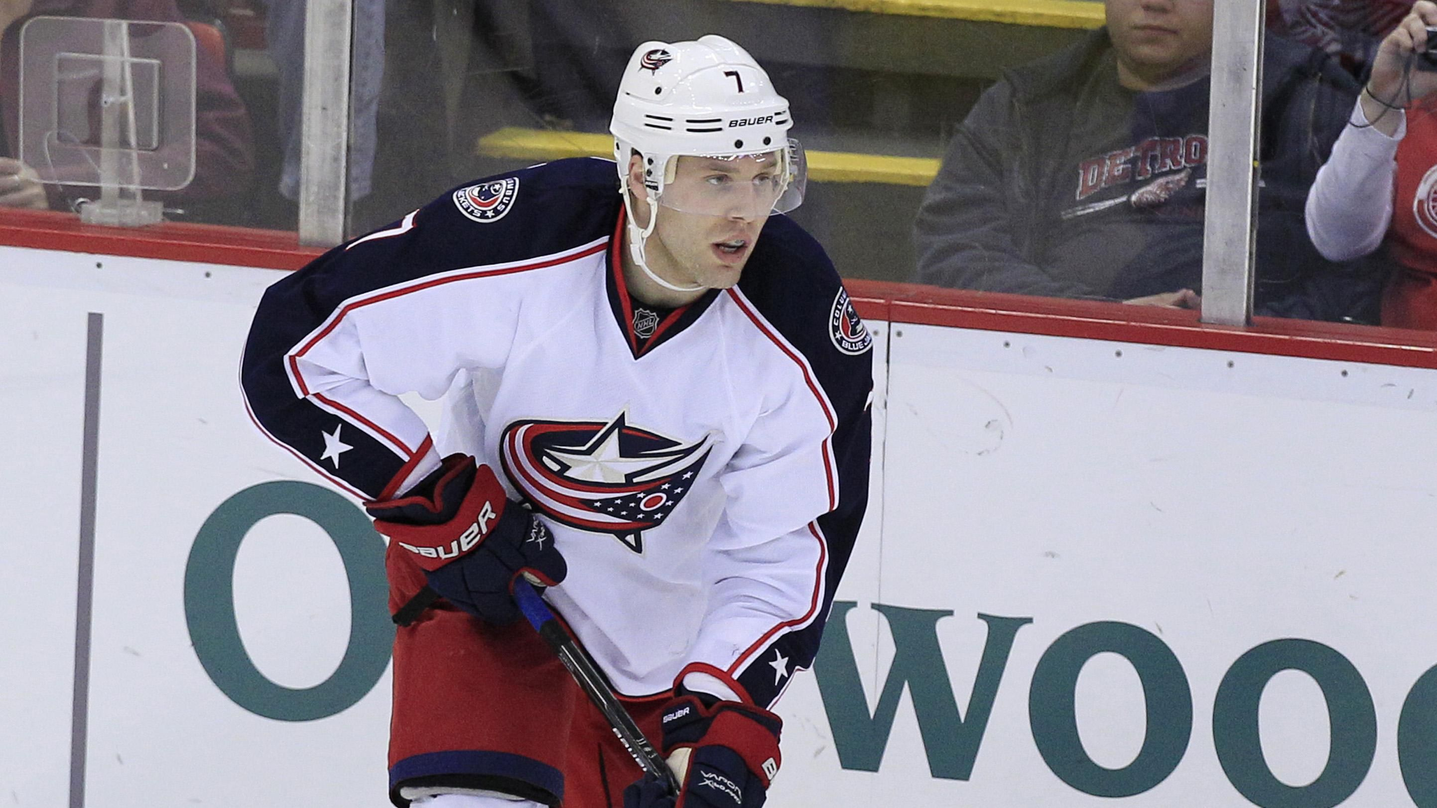 Blue Jackets hockey player Jack Johnson is bankrupt, who is to ...