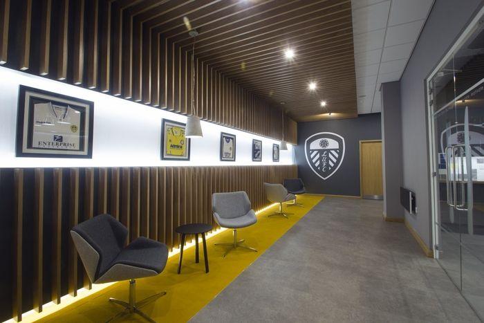 Leeds United Football Club Offices Leeds Office Snapshots
