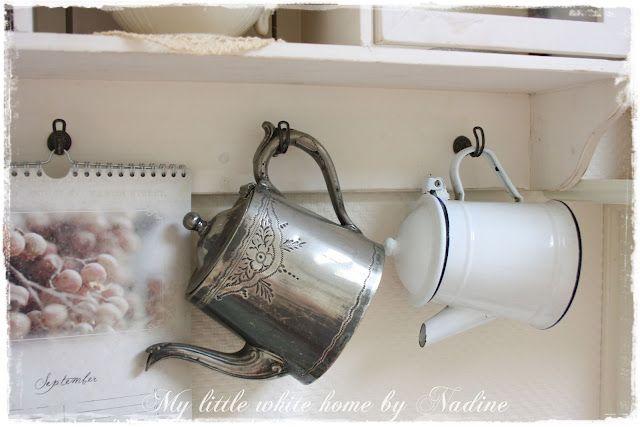 Love tea- and coffeepots..