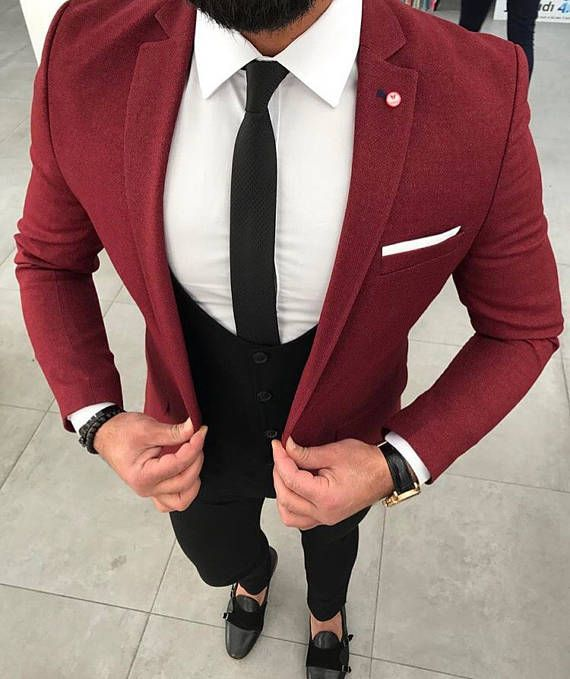Love Suits Like This One Design Your Perfect Suit At Makers Club Best Dressed Pinterest Men S Fashion Wedding Suiten
