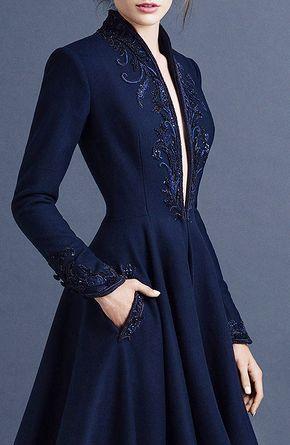 02353533e0 Sanctimonia Vincit Semper Long Sleeve Gown