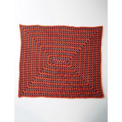 Free Easy Afghan Crochet Pattern | Afghans | Pinterest