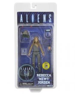 "2016 San Diego comic-con NECA Exclusive Aliens 30th Anniversaire NEWT 7/"" Vinyl Figure"