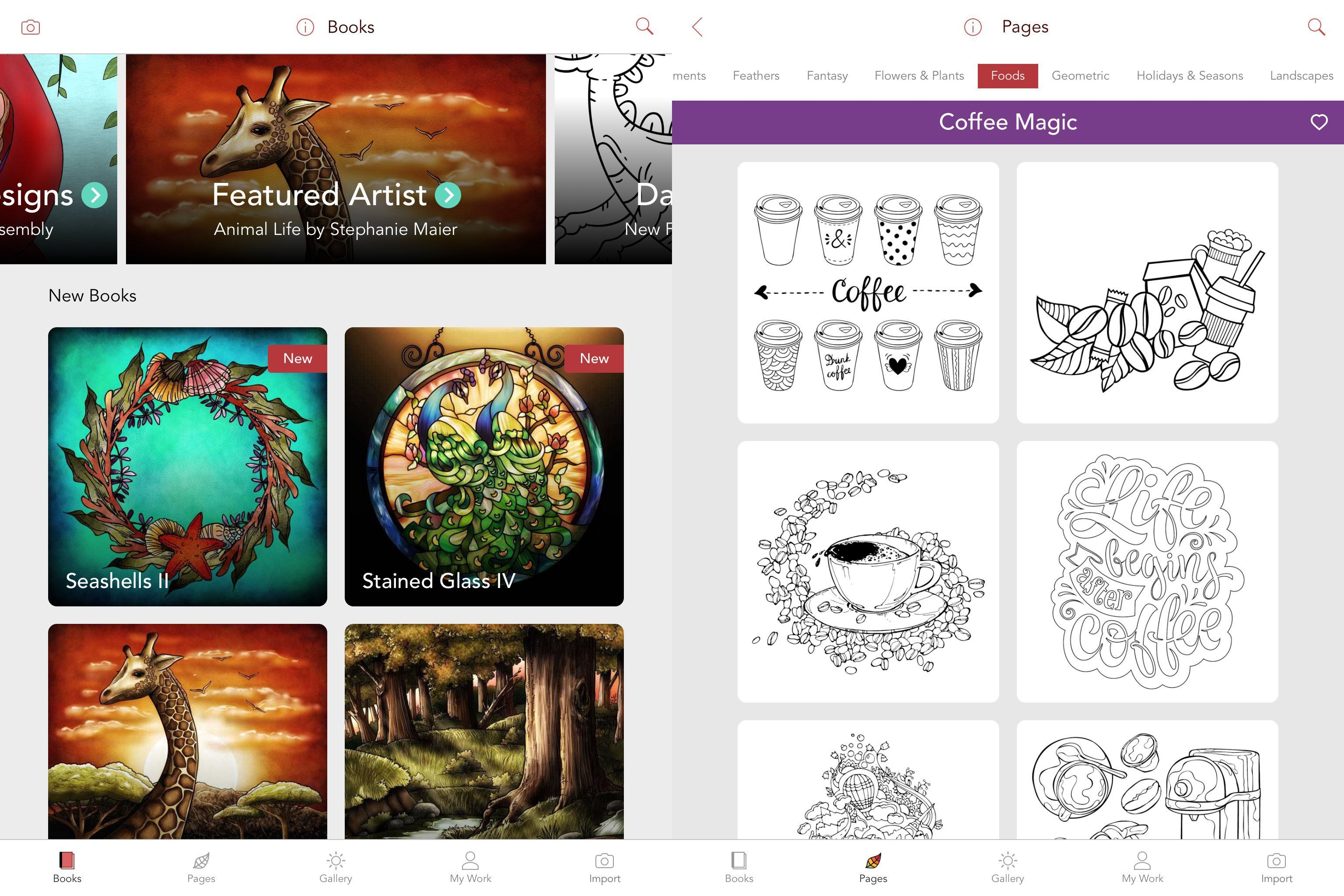 - Who Says Coloring Is Just For Kids? Coloring Apps, Coloring