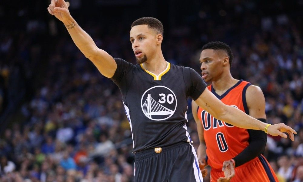 Rosen: Warriors Put Foot Back on Gas Pedal at Right Time to Finish Thunder = Simply put, it was a game of streaks with the Golden State Warriors finishing strong to beat the Oklahoma City Thunder by the somewhat misleading score of 116-108. Yet, Golden State showed an aspect of its game that could.....