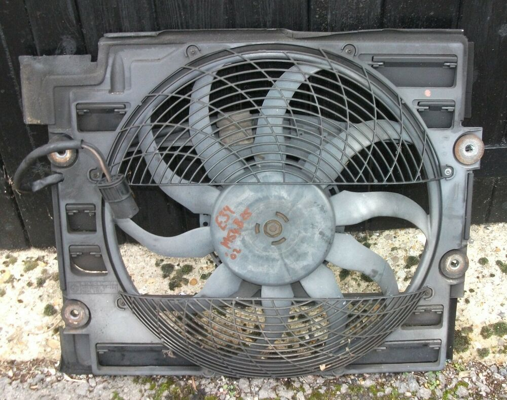 BMW 5 series e39 Air Conditioning Pusher Fan 64546921946 3