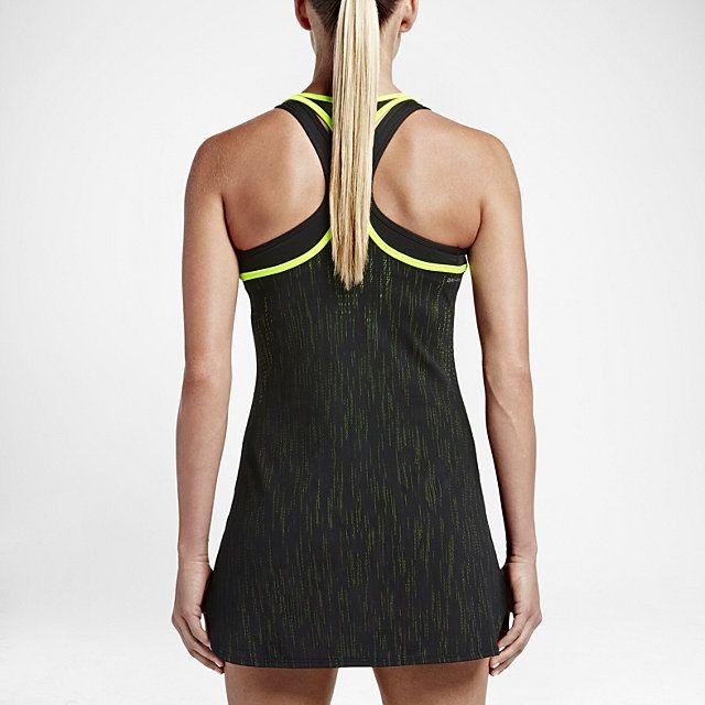 COURT DRY SLAM DRESS US GB - DRESSES - Short dresses Nike tjXOc7Sp
