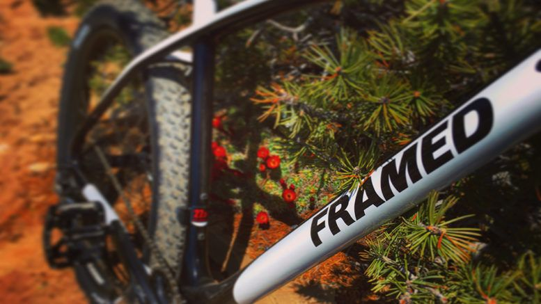 Framed Marquette Carbon 27 5 Bike Review Plusbikes Com With
