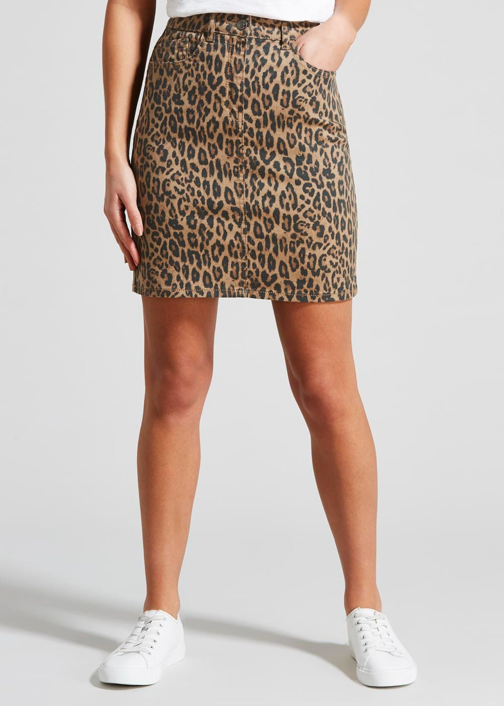 f74e780b3 Knee Length Denim Skirts Matalan