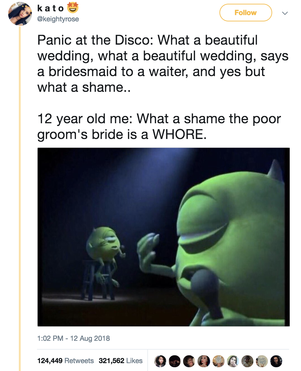 17 Tweets From This Week That Are Just Fricken Hilarious Panic At The Disco Pinterest Reír