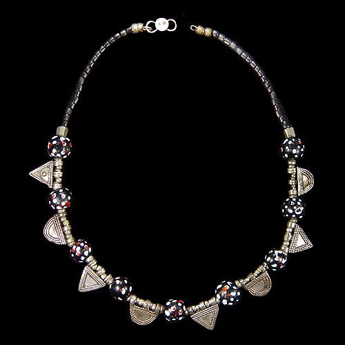 #Necklace, african jewelry