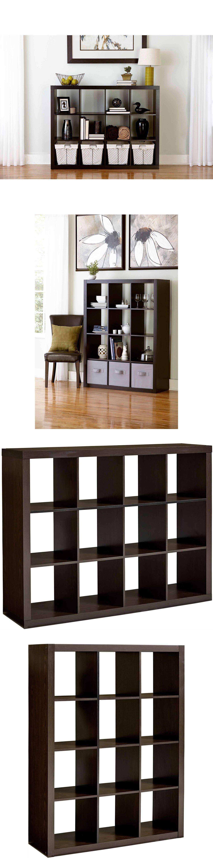 Craft And Paper Racks 146402: Storage Rack Organizer 12 Cube Shelf Cabinet  Living Room Home