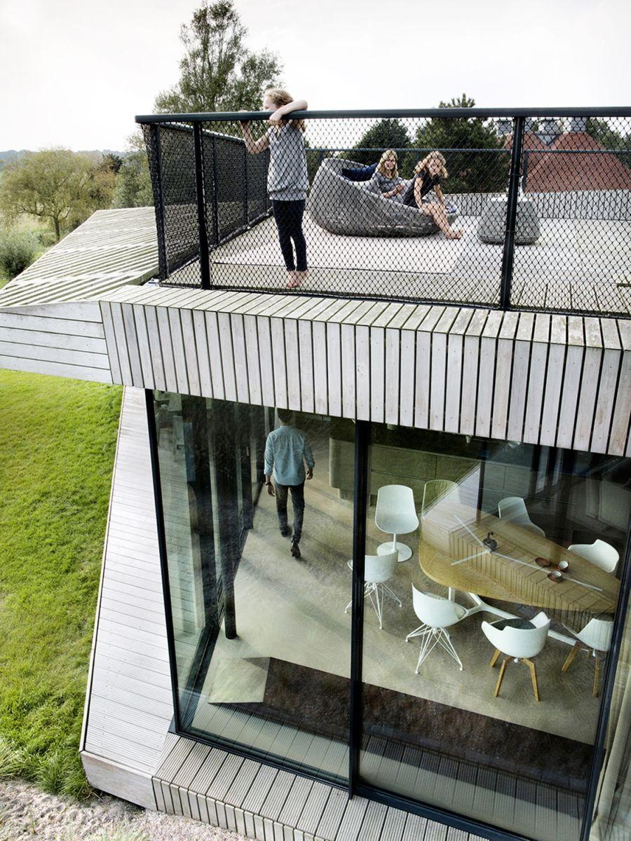 Smart Residence verfügt über einen blumenförmigen