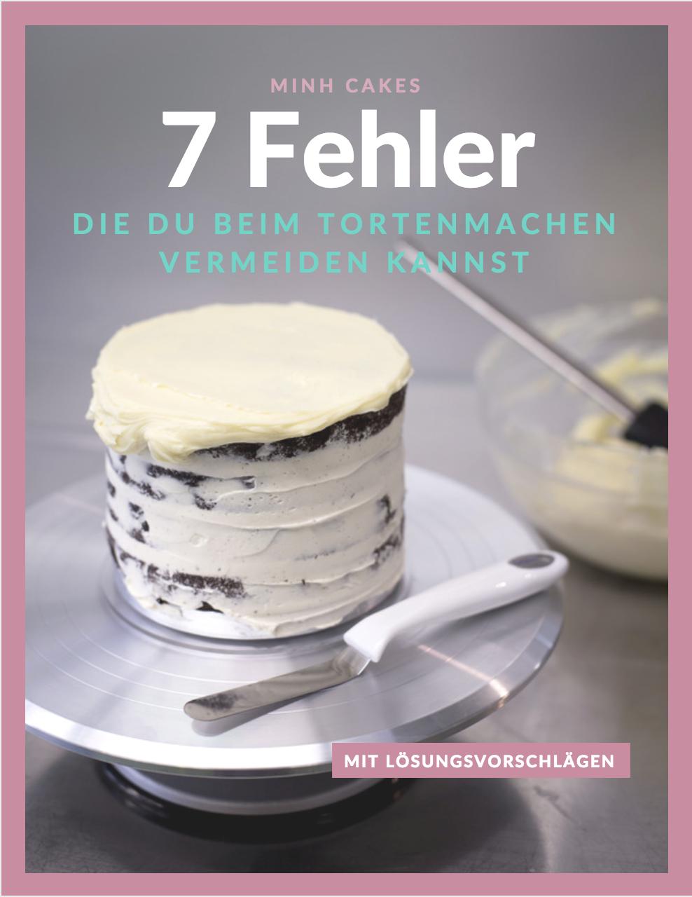 Weisse Drip Ganache, das beste Rezept – Minh Cakes Blog – Kuchen