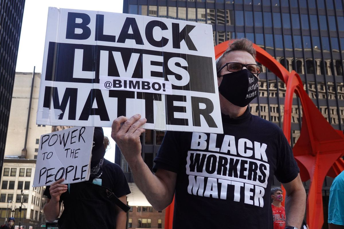 How One Of America S Whitest Cities Became The Center Of B L M Protests Dec Black Lives Matter Poster Black Lives Matter Protest Black Lives Matter Movement