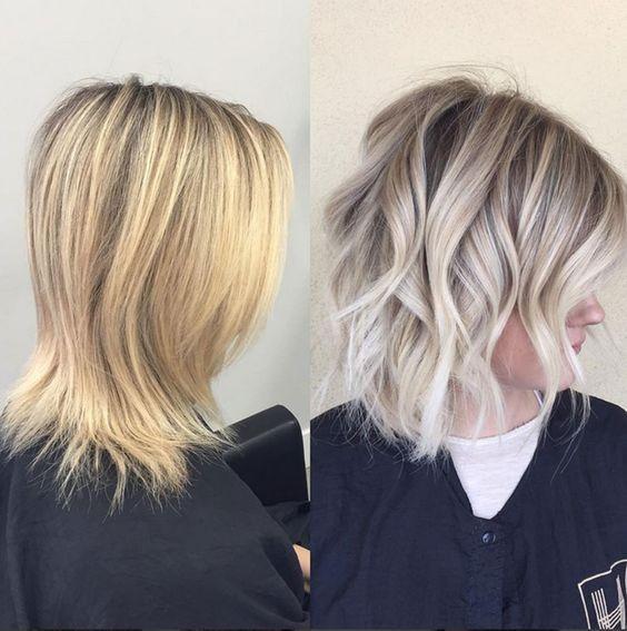 blond cendr tendance 2017 couleur de cheveux pour les femmes romantiques hair pinterest. Black Bedroom Furniture Sets. Home Design Ideas