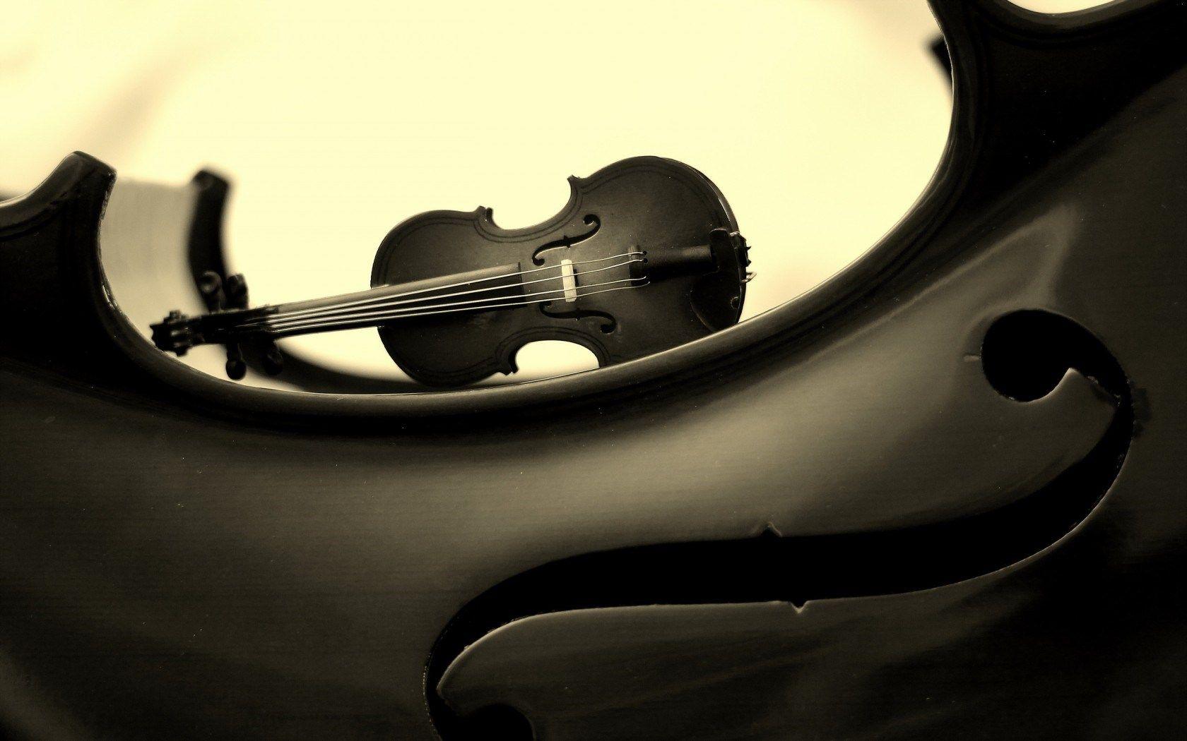 Violin Art Music Black And White Vintage Background Wallpaper Violin Retro Music Music Wallpaper
