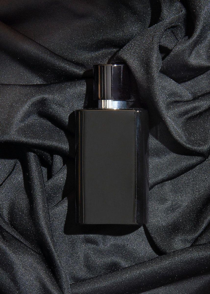 Download Premium Image Of Black Skincare Bottle Design Resource 2287960 Black Skin Care Bottle Design Skin Care