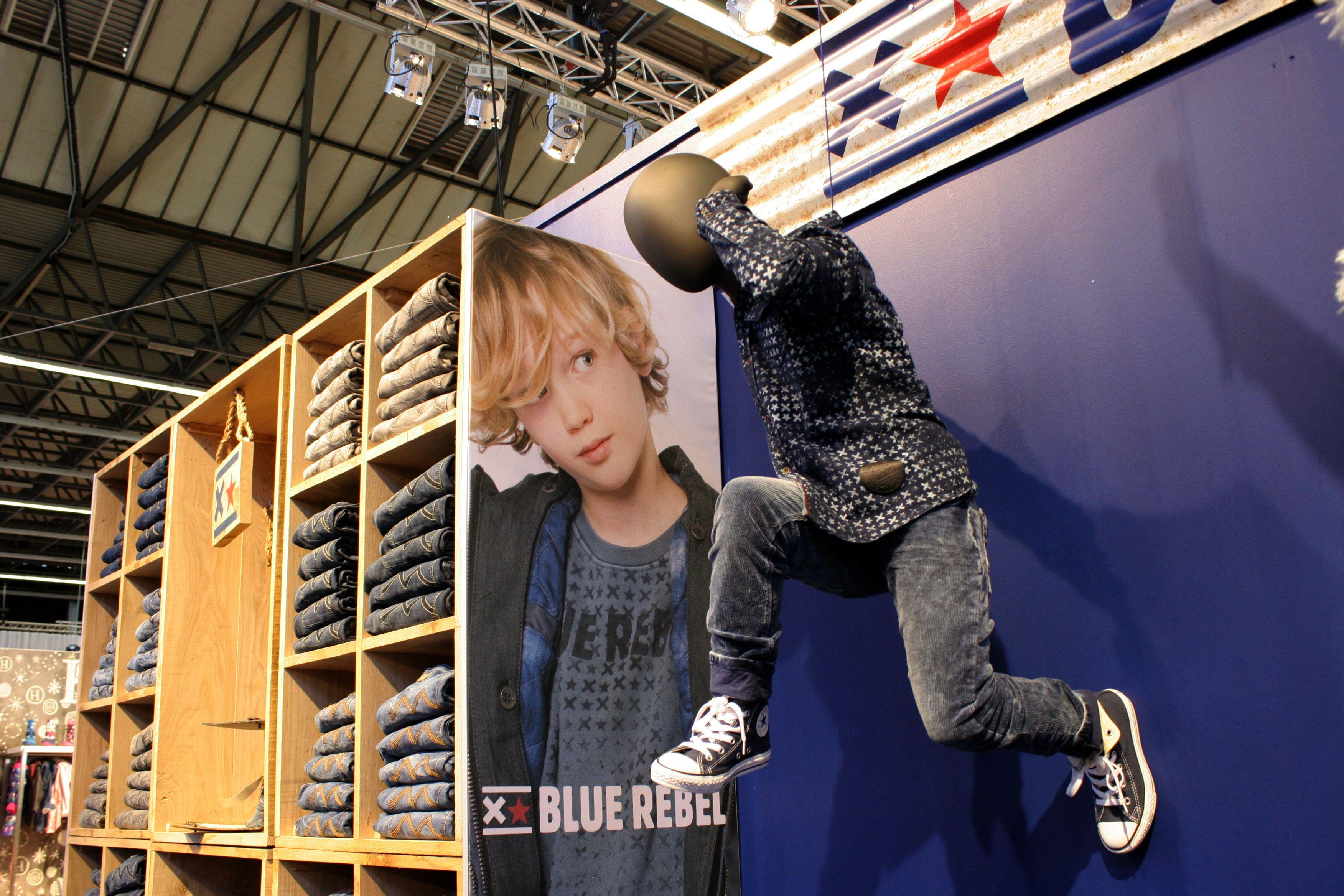 Blue Rebel @ kleine fabriek Amsterdam