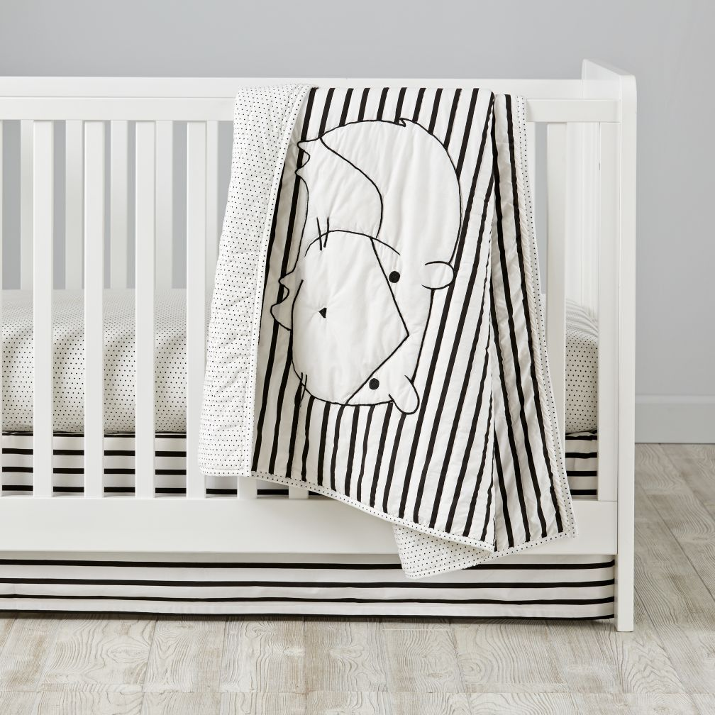 Early Edition Crib Bedding (Hamster) The Land of Nod