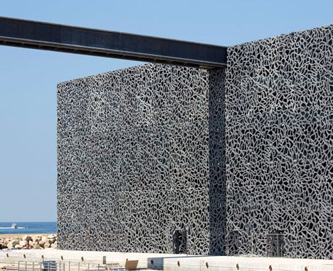 Mucem by rudy ricciotti photographed by edmund sumner - France pare brise marseille ...