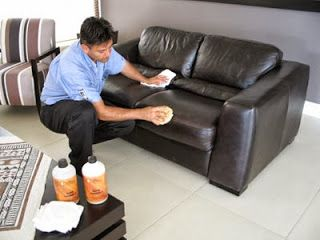 How To Clean Leather Sofas Home Decors Clean Sofa Cleaning Leather Couch Cleaning Upholstery