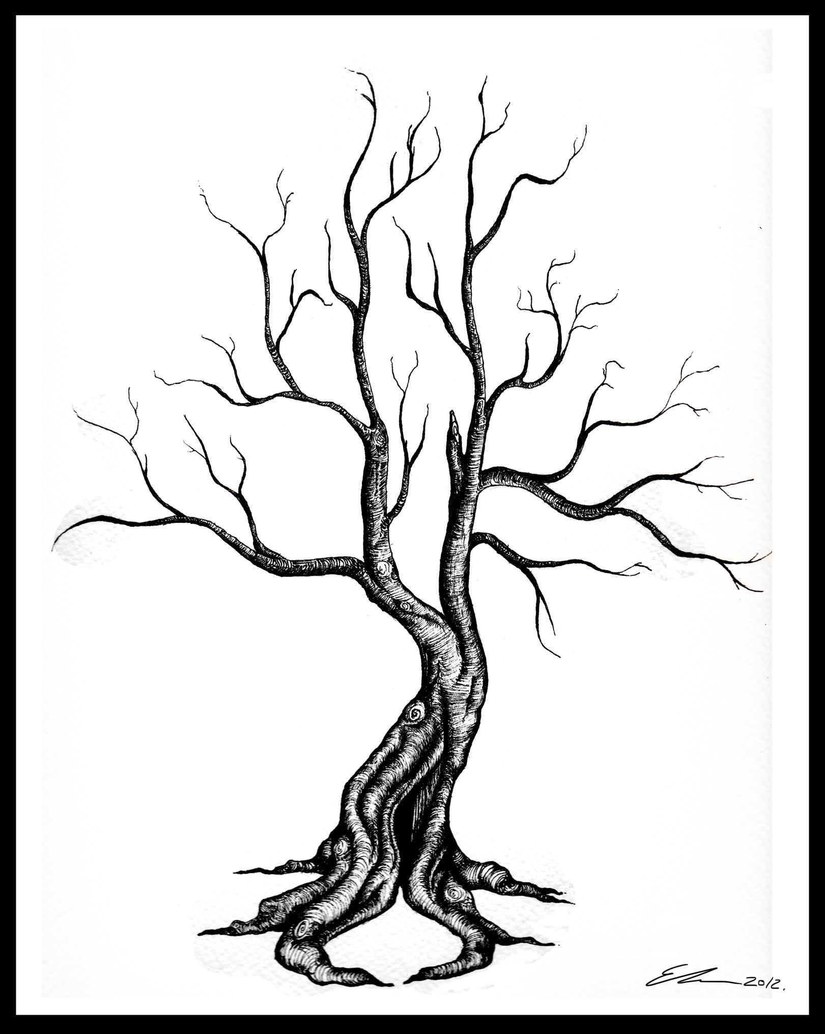 Cherry Blossom Tattoos Designs And Meaning Dead Tree Hit By Lightning Willow Tree Tattoos Tree Tattoo Tree Tattoo Color