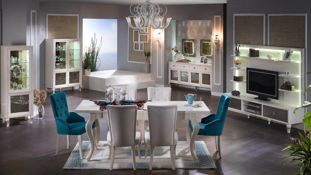Merveilleux Valentine Dining Room Set   Bellona Furniture