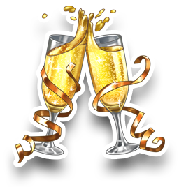 Image result for new years eve clipart | Silvester