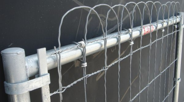 Double Loop Gate Heritage WIre Fences Pinterest Wire fence and