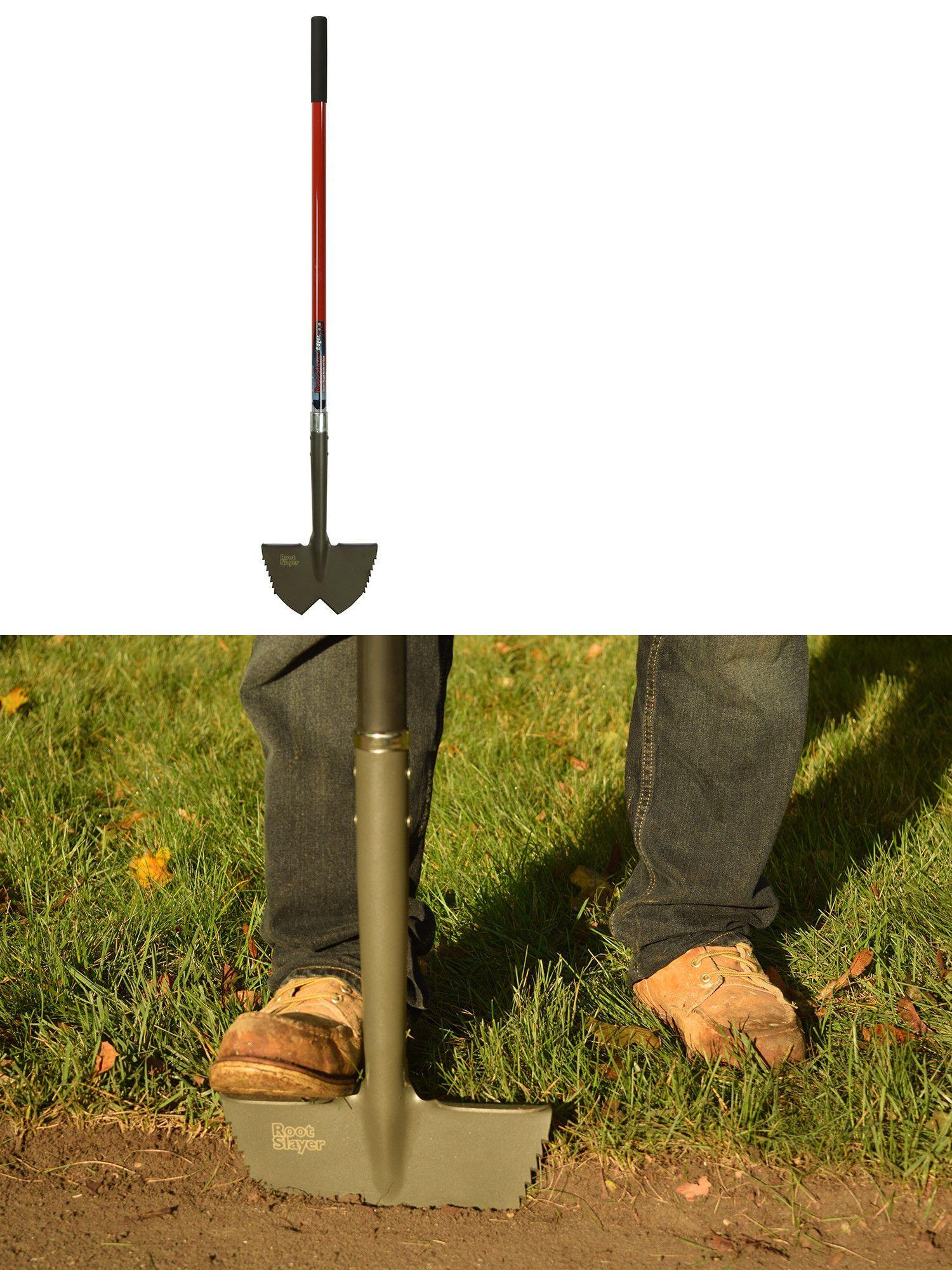 Manual Edgers 178980 Radius Garden Root Slayer Edger Xl Buy It