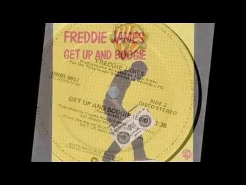 Get Up and Boogie - Freddie James - 1979 - HQ - YouTube | Music