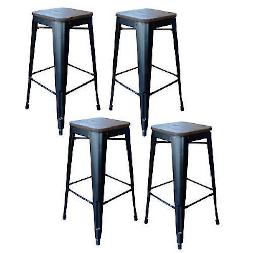 Pin By Rose Enney On Everything You Need Metal Bar Stools Dining Room Seating Bar Stools