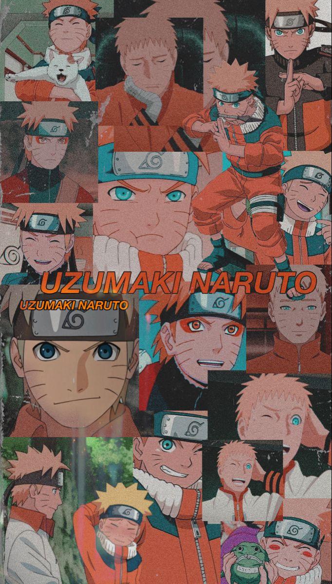Naruto Uzumaki wallpaper aesthetic naruto