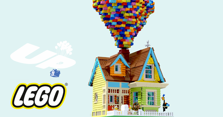 Lego Ideas Up House Is An Adventurous Set We Want To See Chip And Company Disney Movie Up Lego Disney Merchandise