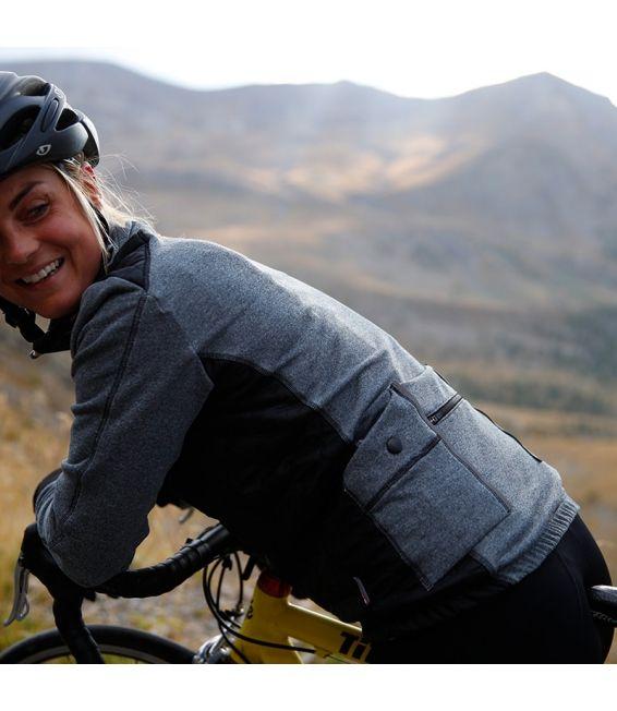 17ee84901 Cafe du Cycliste Women s Heidi Winter Jacket