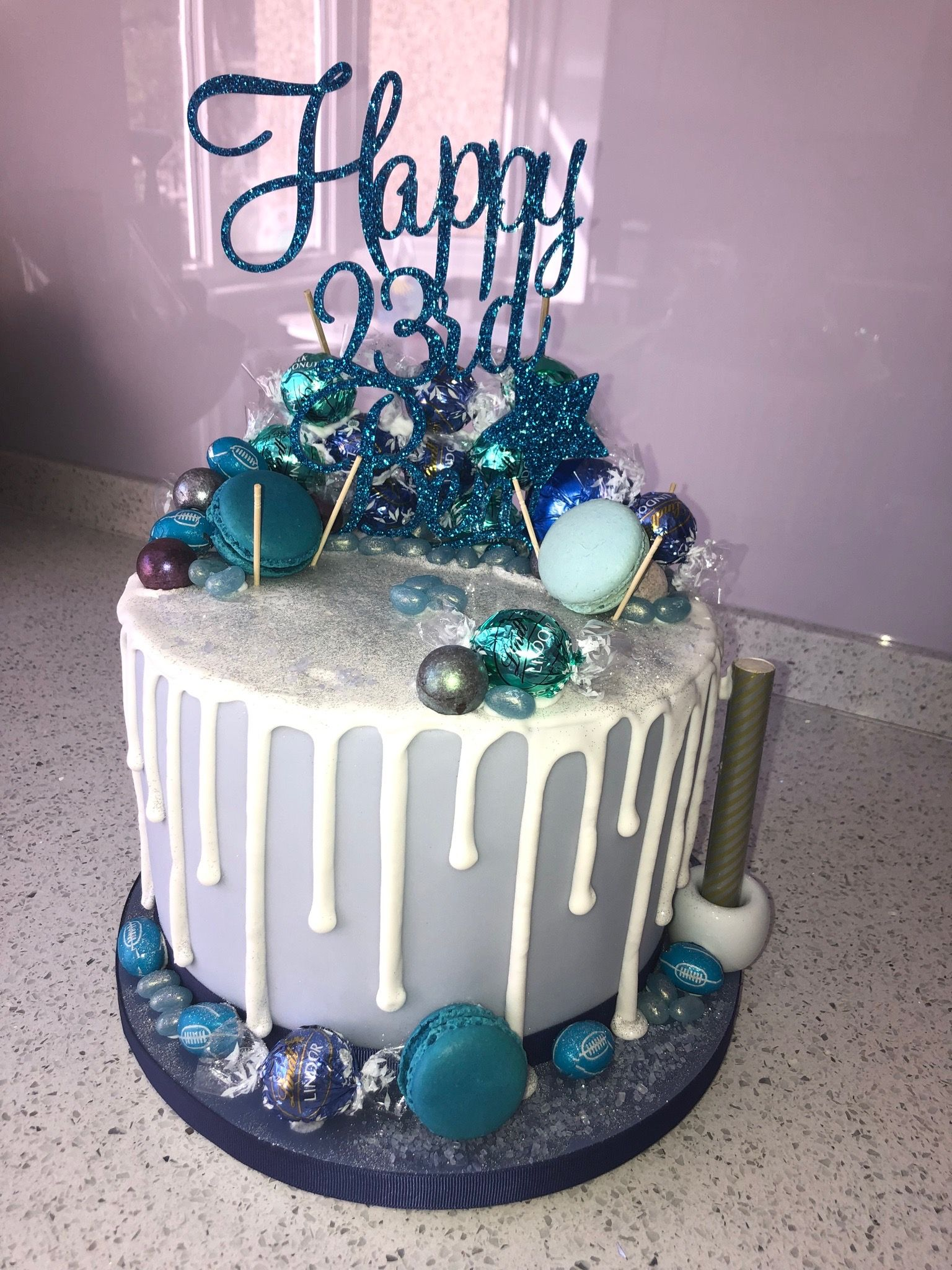 Pin By Lexi Brassil On Birthday Ideas In 2020 23 Birthday Cake