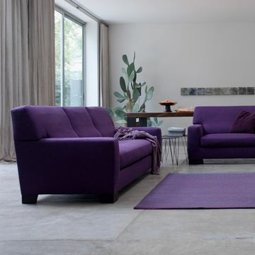 Pin By Kelly Jeanne On Colors And Styles I Love Purple Furniture Purple Decor Purple Rooms