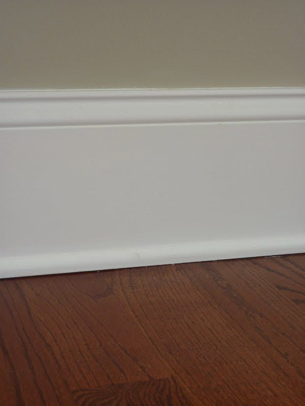 Cottage Living From Beach To Burbs July 2011 Baseboard Styles Baseboard Trim Baseboards