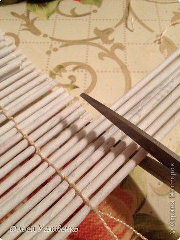 jalousie aus papierrollen selber machen, wenn sie schönen jalousie aus papierrollen selber machen wollen, Design ideen