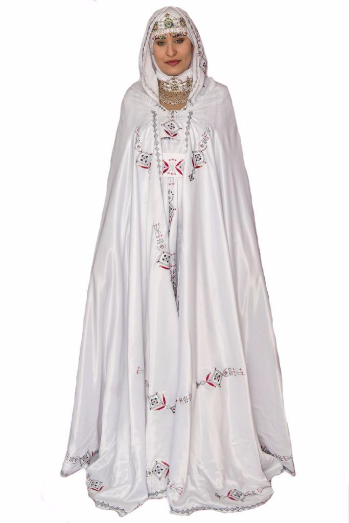 Location robe de mariee kabyle