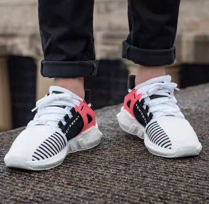 Adidas 'Turbo Red' EQTs-Black /Red 2017 Release | New Yeezys 2017