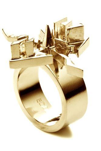 EDDIE BORGO-USA Ring