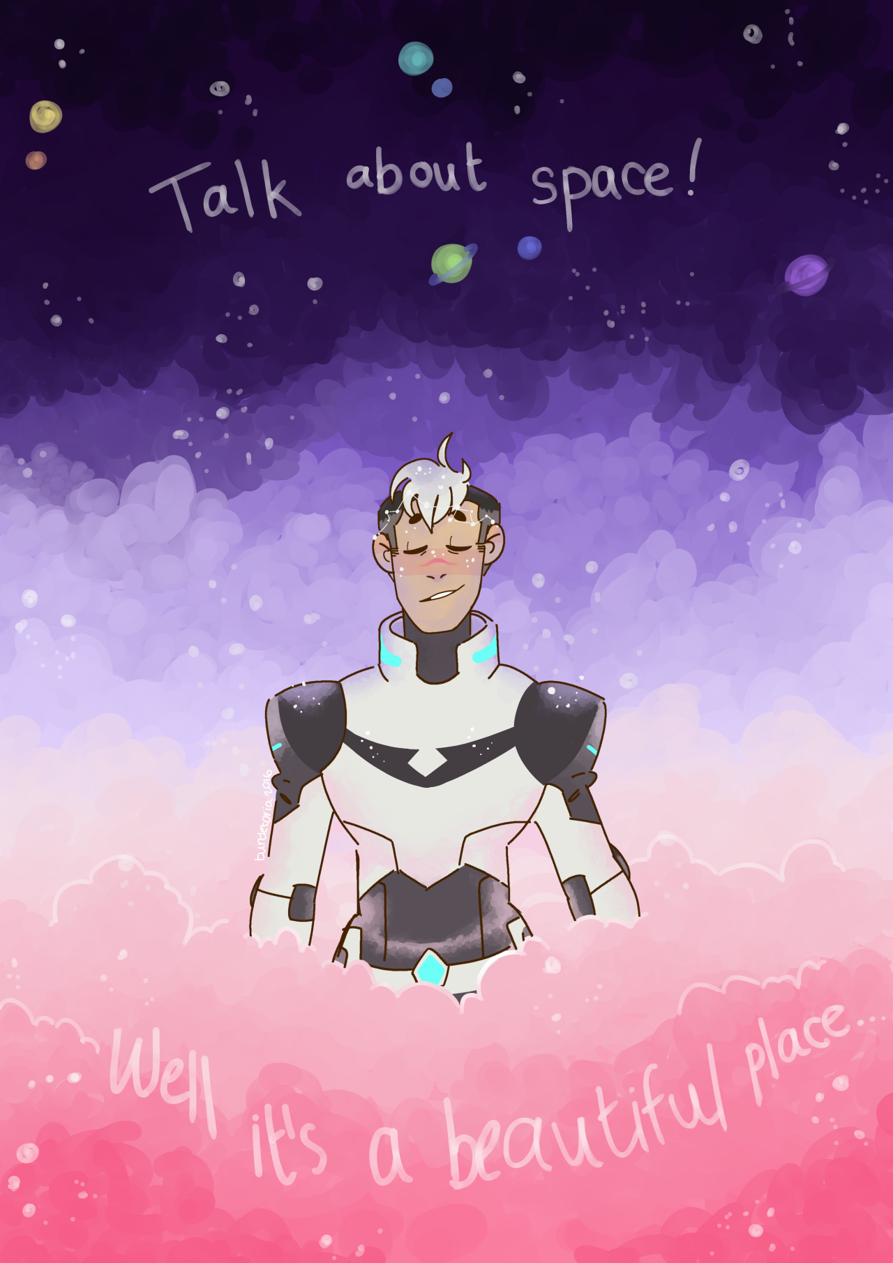 Matching iphone wallpaper tumblr - Voltron Background Tumblr