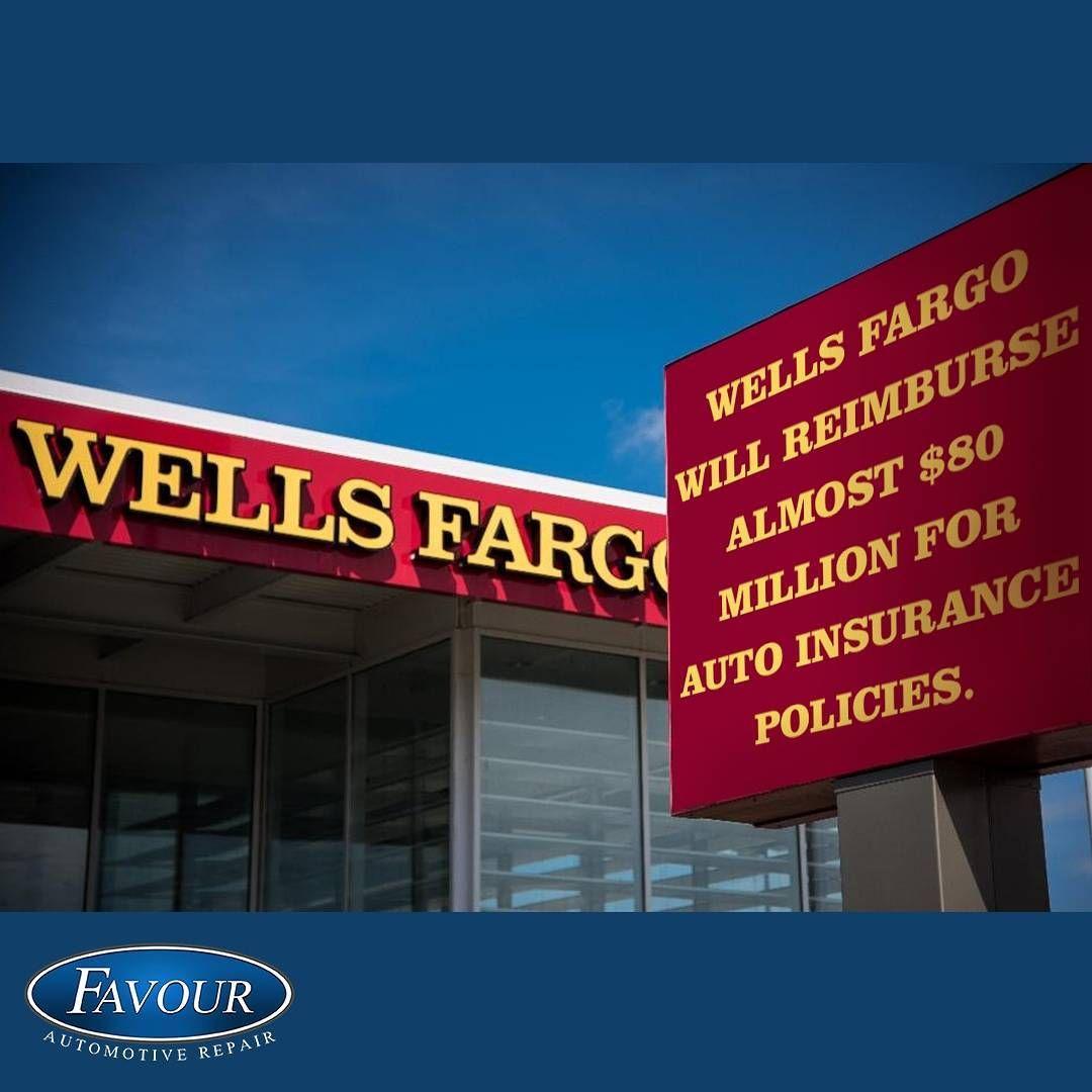 Wells Fargo Says It Will Reimburse Almost $80 Million To