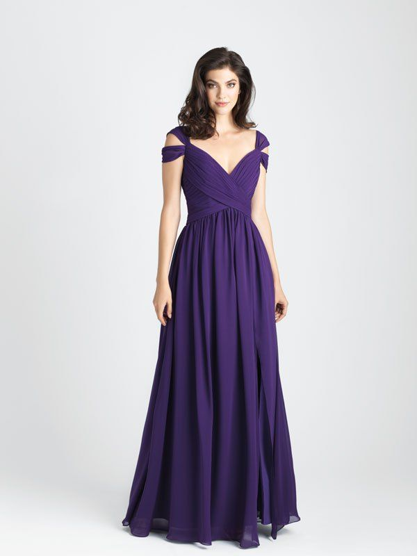1504 Allure Bridesmaid Dress | Bridesmaids | Pinterest