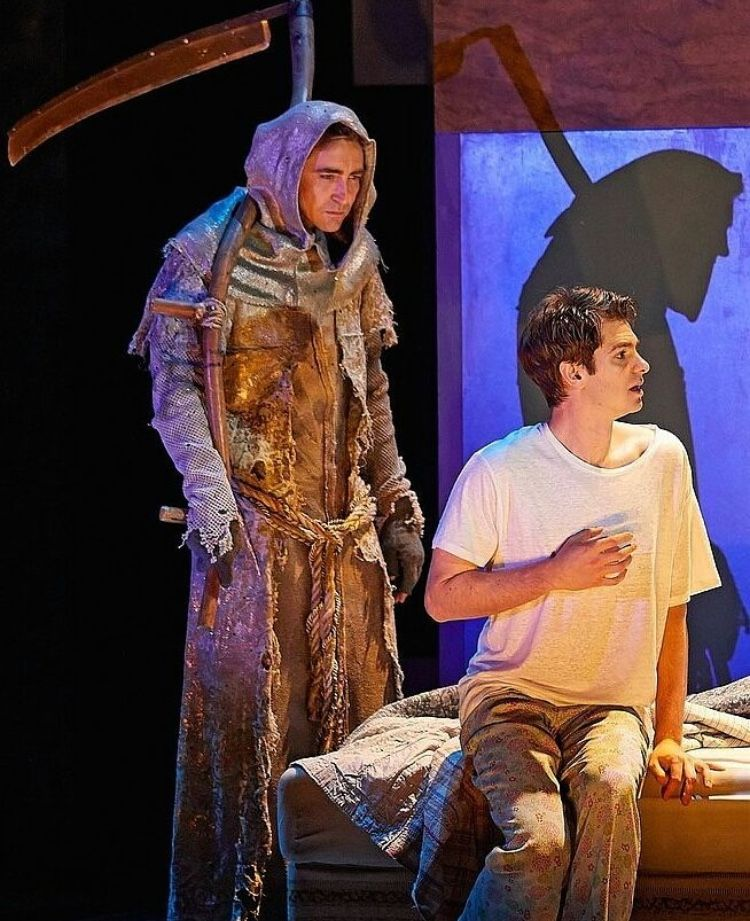 Lee Pace In Angels In America With Andrew Garfield With Images