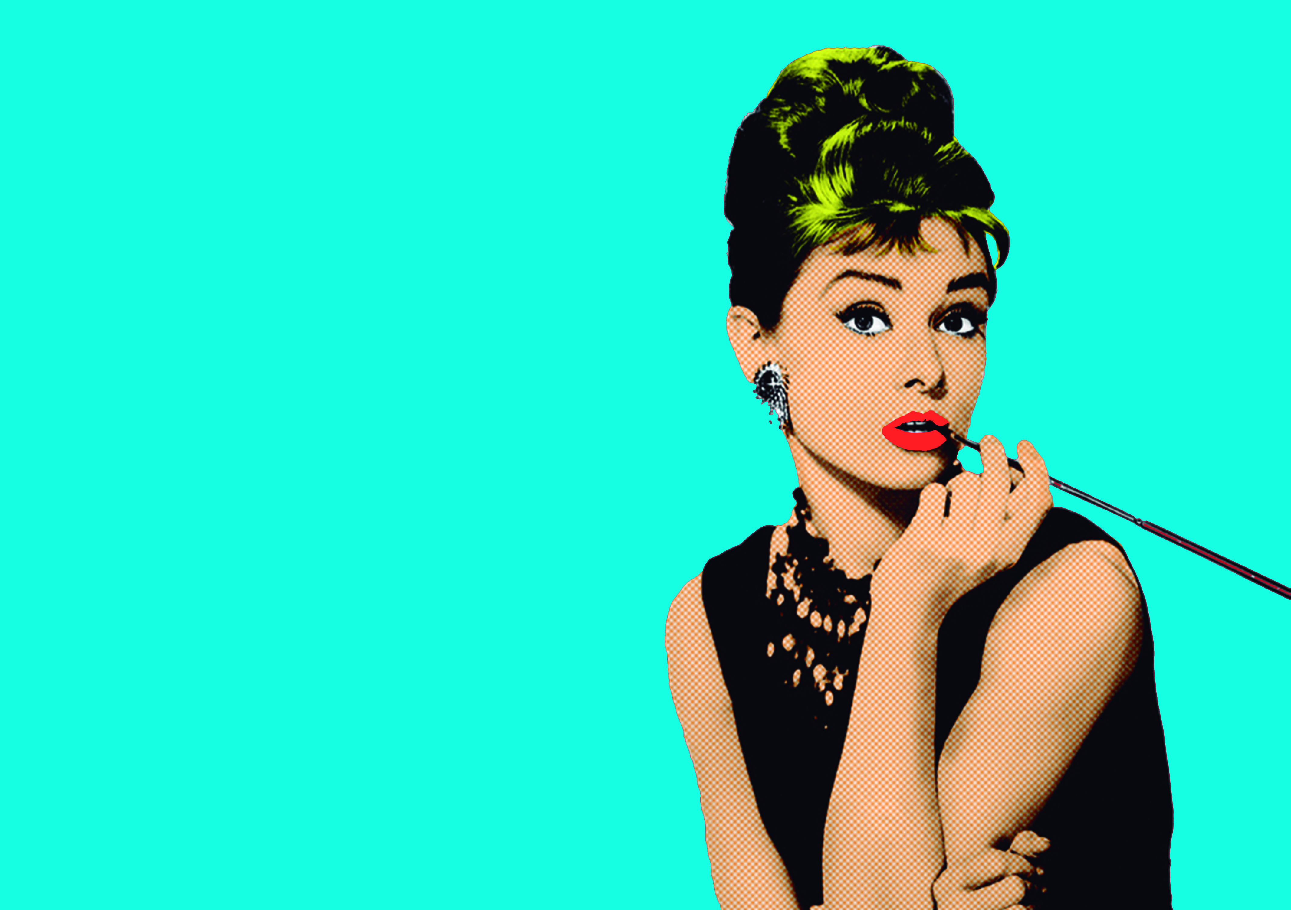 Audrey Hepburn. Pop Art. Tiffanys Breakfast | ᴄ ʀ ɪ ᴀ ᴛ ɪ ᴠ ᴇ s ...