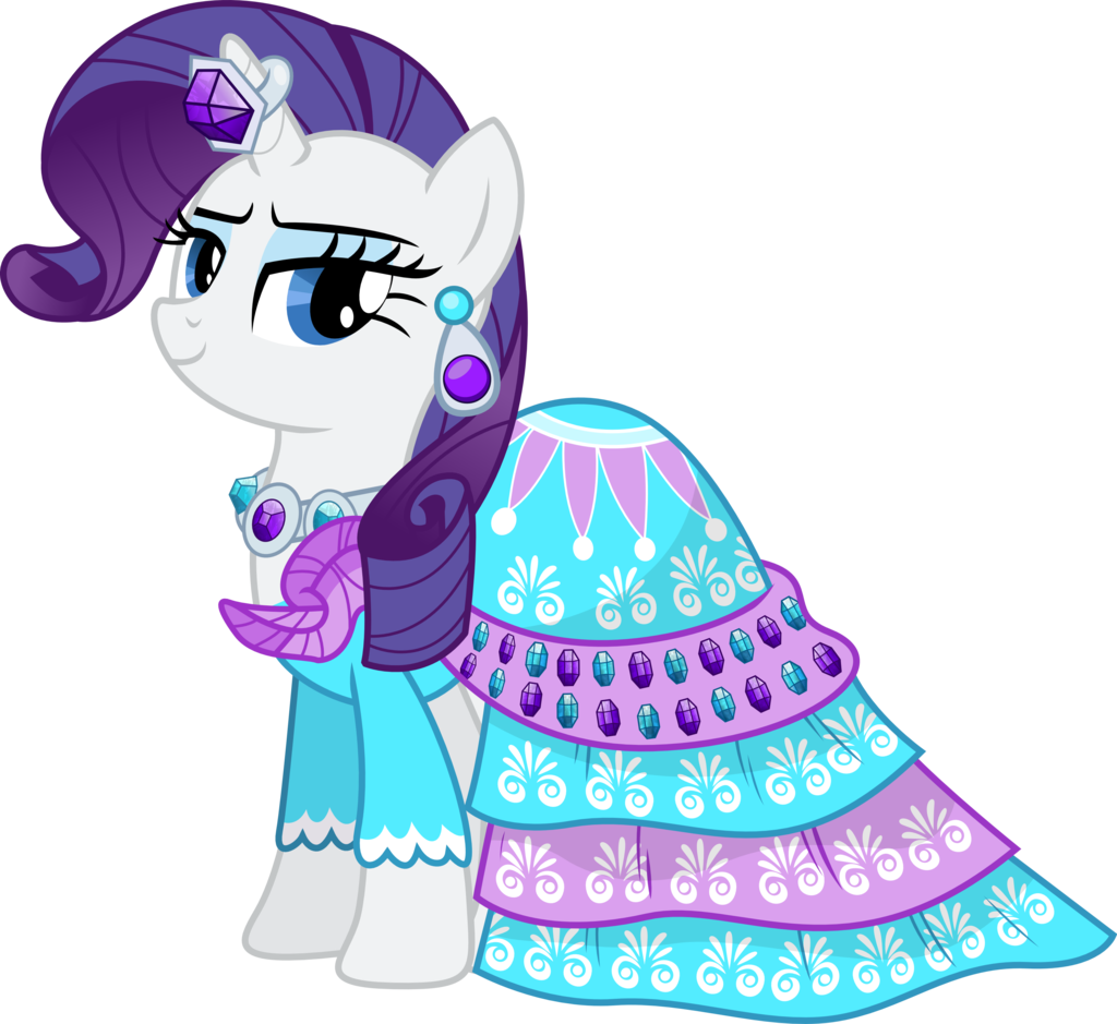 Raritys Dress To Impress By TheShadowStonedeviantart On DeviantArt